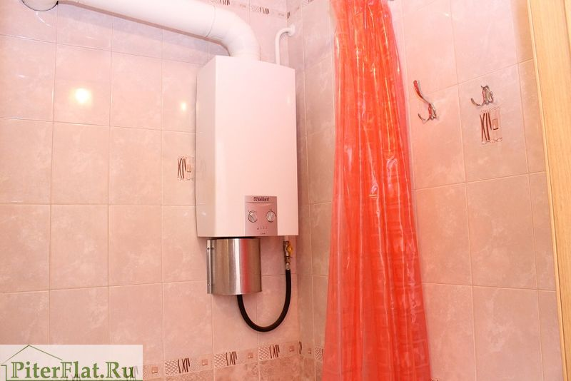 как установить газовую калонку в квартиру фото